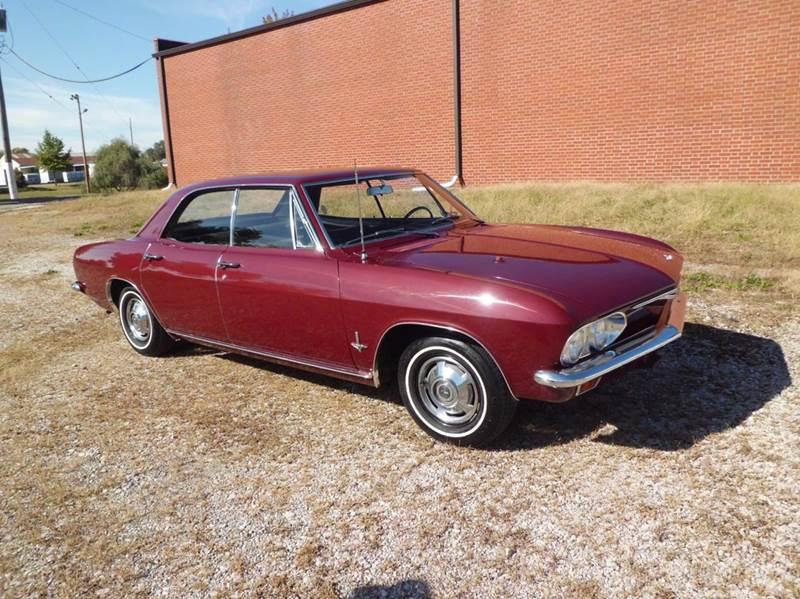1965 Chevrolet Corvair Monza - East Alton IL