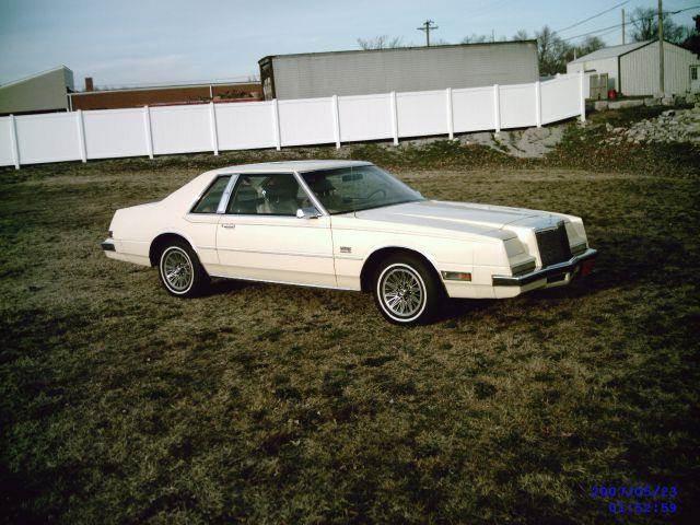 1981 Chrysler Imperial Mark Cross - East Alton IL