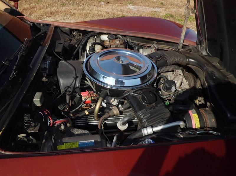 1981 Chevrolet Corvette 2dr Coupe - East Alton IL