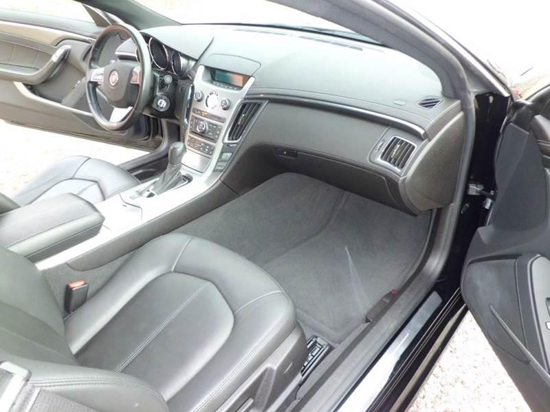 2013 Cadillac CTS 3.6L 2dr Coupe - East Alton IL