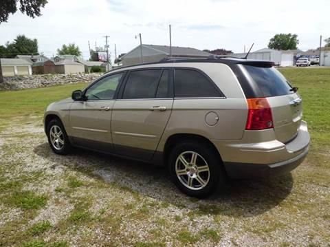 2008 Chrysler Pacifica for sale in East Alton, IL
