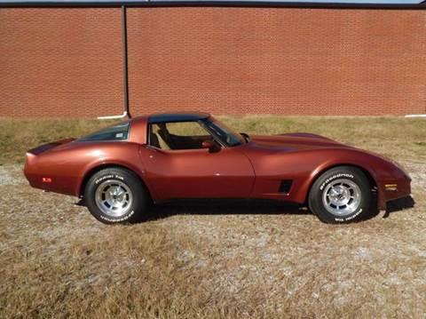 1981 Chevrolet Corvette for sale in East Alton, IL