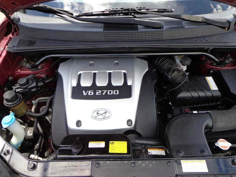2005 Hyundai Tucson LX 4dr SUV - Bradenton FL