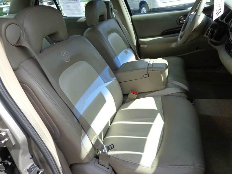 2003 Buick LeSabre Limited 4dr Sedan - Bradenton FL