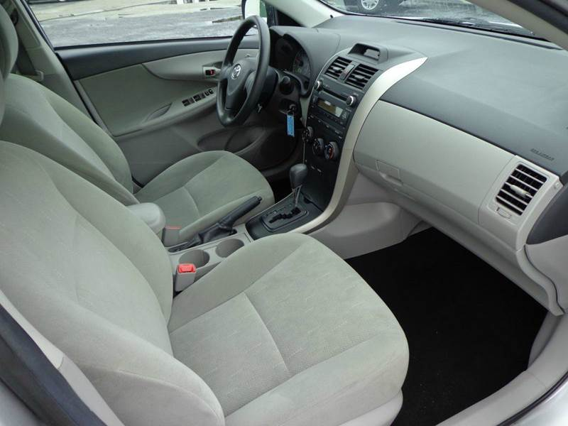 2012 Toyota Corolla L 4dr Sedan 4A - Bradenton FL