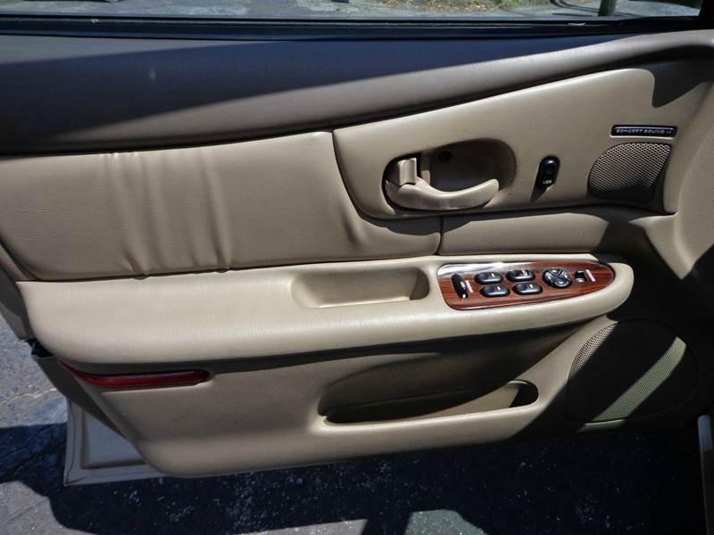 2000 Buick Century Limited 4dr Sedan - Bradenton FL