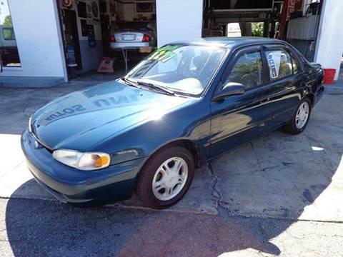 2001 Chevrolet Prizm for sale in Bradenton, FL
