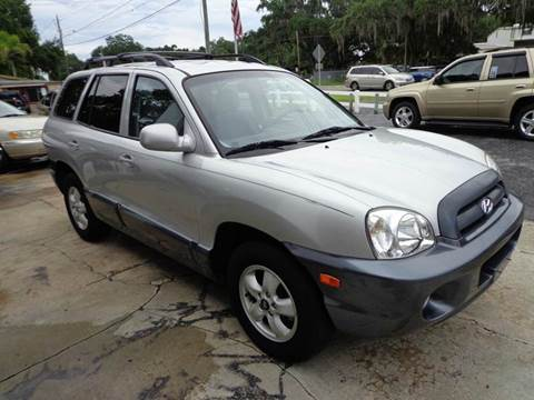 2005 Hyundai Santa Fe for sale in Bradenton, FL