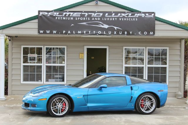 used 2008 chevrolet corvette z06 in florence sc at palmetto luxury cars. Black Bedroom Furniture Sets. Home Design Ideas