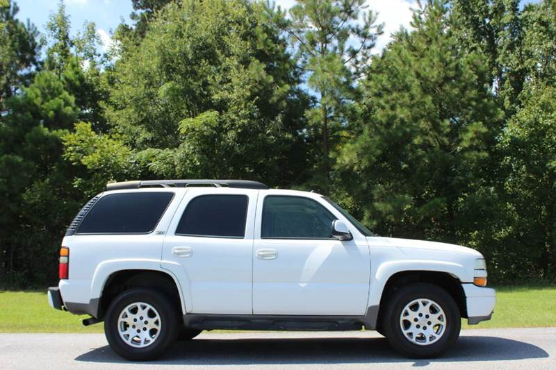 Chevrolet Tahoe Suv In Florence Sc Palmetto
