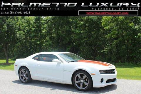 2011 Chevrolet Camaro for sale in Florence, SC