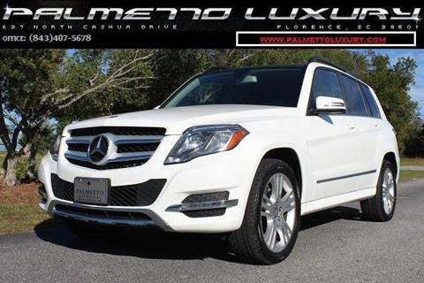 2015 Mercedes-Benz GLK for sale in Florence, SC