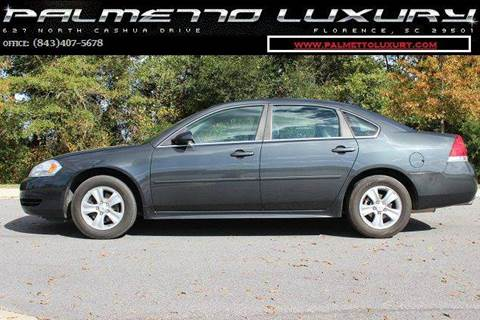 2012 Chevrolet Impala for sale in Florence, SC