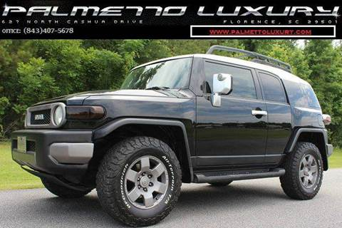 2007 Toyota FJ Cruiser for sale in Florence, SC