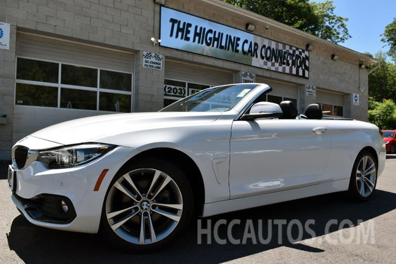 2018 BMW 4 Series AWD 430i XDrive 2dr Convertible
