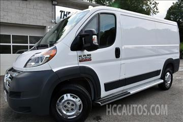 2016 RAM ProMaster Cargo for sale in Waterbury, CT