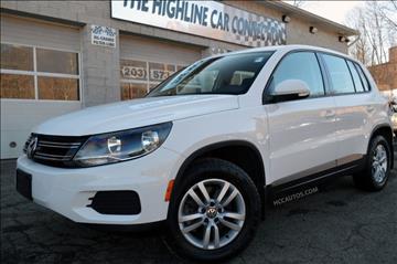 2014 Volkswagen Tiguan for sale in Waterbury, CT