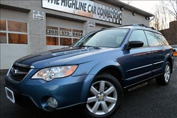 2008 Subaru Outback for sale in Waterbury, CT