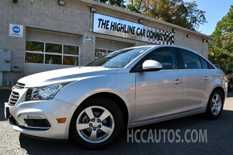 2015 Chevrolet Cruze for sale in Waterbury, CT