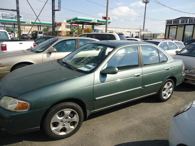 2005 Nissan Sentra 1.8 S 4dr Sedan   Philadelphia PA