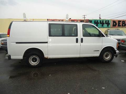 2001 Chevrolet Express Cargo for sale in Philadelphia, PA
