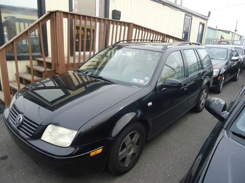 2001 Volkswagen Jetta for sale in Philadelphia, PA