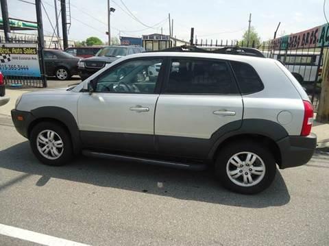 2007 Hyundai Tucson for sale in Philadelphia, PA