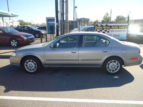 2000 Nissan Maxima for sale in Philadelphia, PA