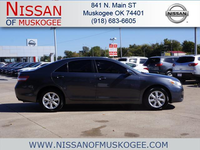 2011 Toyota Camry For Sale In Oklahoma Carsforsale Com