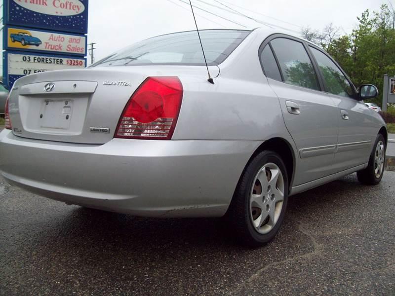 2006 Hyundai Elantra Limited 4dr Sedan - Milford NH
