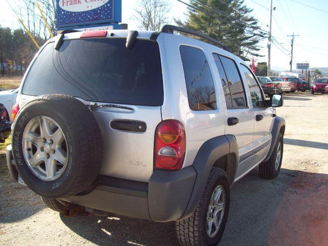 2002 Jeep Liberty Sport 4dr 4WD SUV - Milford NH