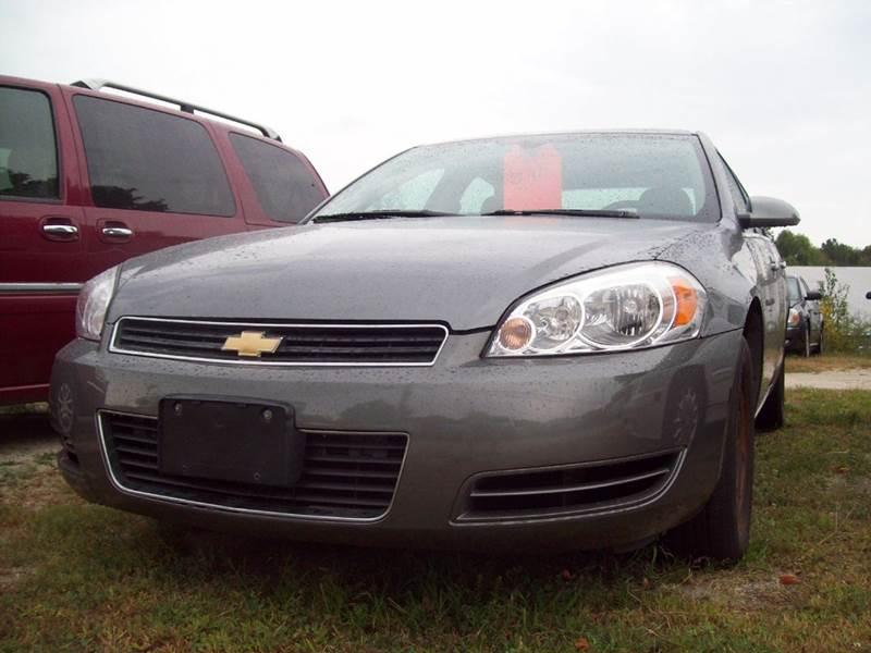2008 Chevrolet Impala LS 4dr Sedan - Milford NH
