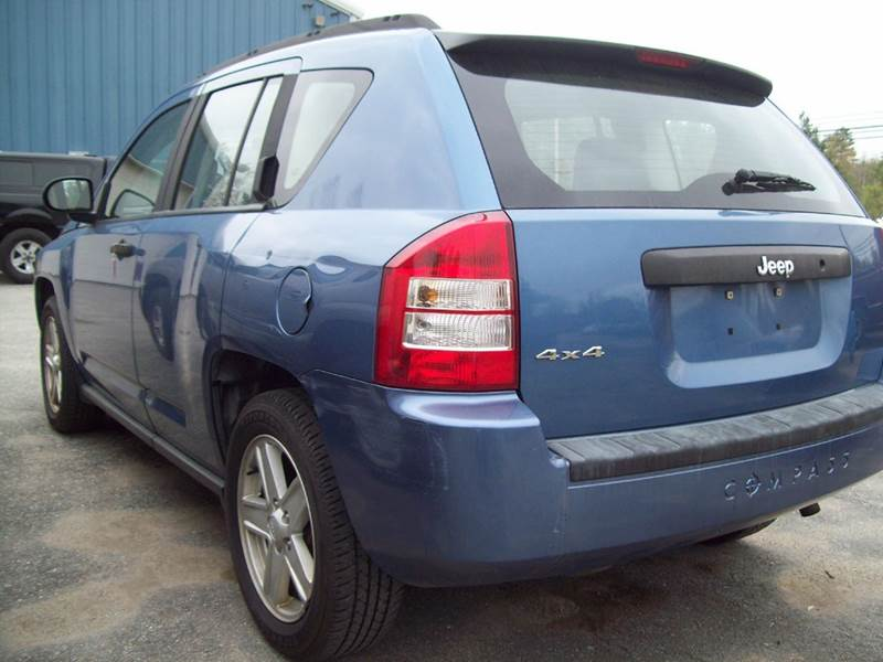 2007 Jeep Compass 4x4 Sport 4dr SUV - Milford NH