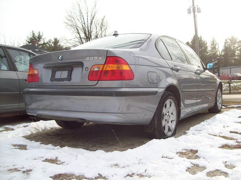 2005 BMW 3 Series AWD 325xi 4dr Sedan - Milford NH