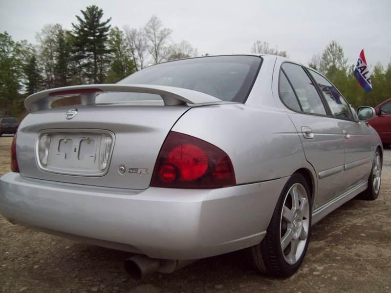 2006 Nissan Sentra SE-R 4dr Sedan - Milford NH