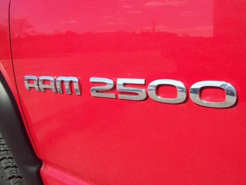 2003 Dodge Ram Pickup 2500 SLT 4dr Quad Cab 4WD SB - Milford NH