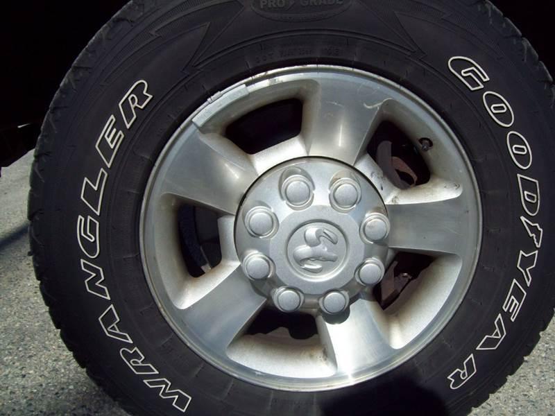 2003 Dodge Ram Pickup 2500 4dr Quad Cab SLT 4WD SB - Milford NH