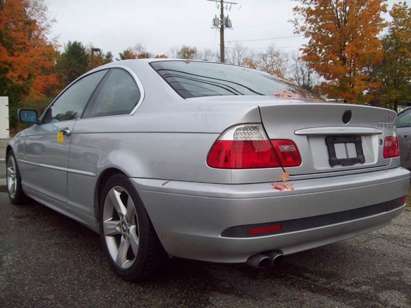 2004 BMW 3 Series 325Ci 2dr Coupe - Milford NH