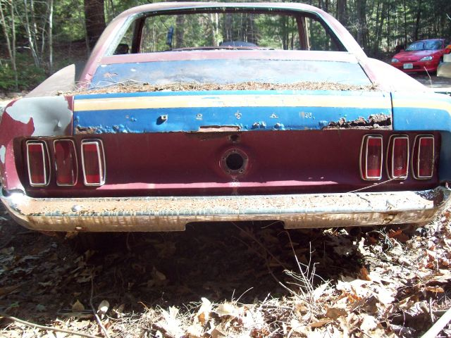1969 Ford Mustang sportsroof - Milford NH