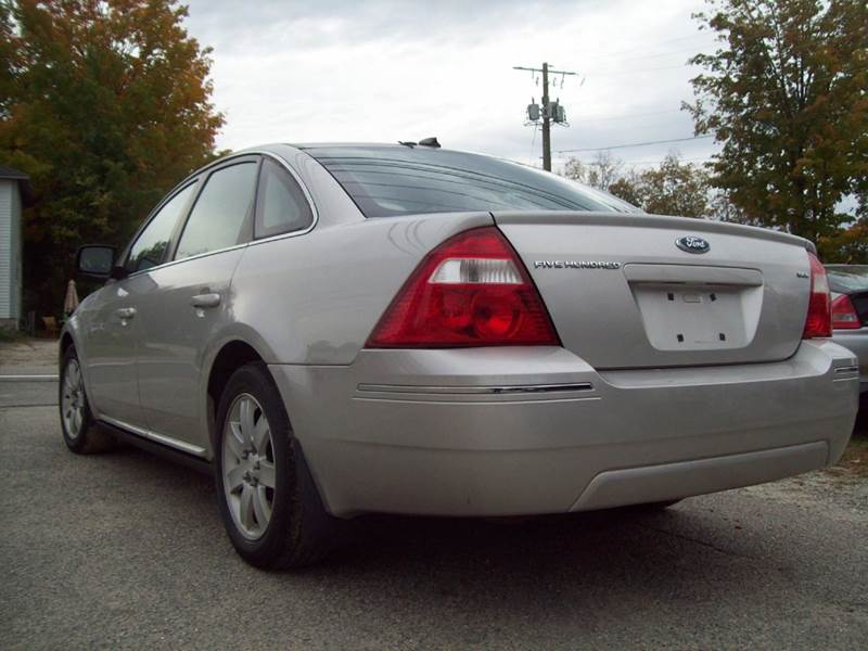 2007 Ford Five Hundred SEL 4dr Sedan - Milford NH