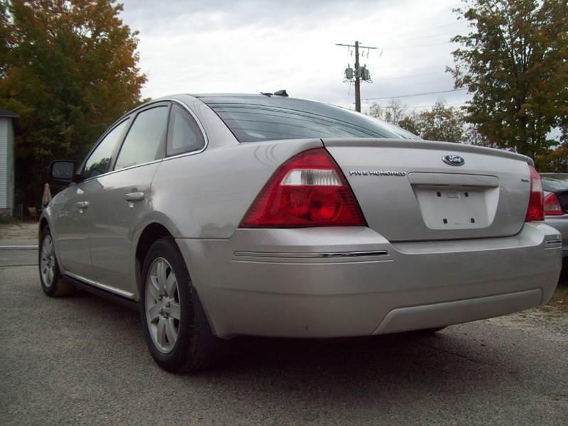 2007 Ford Five Hundred SEL 4dr Sedan - Milford NH