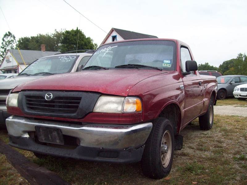 1999 Mazda B-Series Pickup 2dr B2500 SE Standard Cab SB - Milford NH