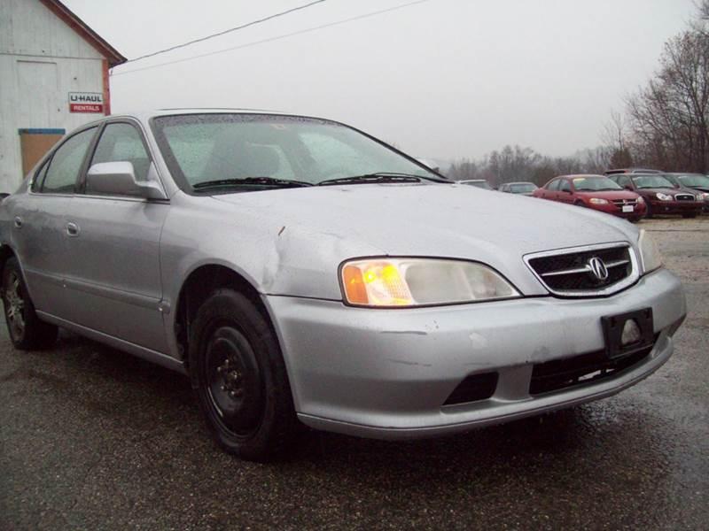 1999 Acura TL 3.2 4dr Sedan - Milford NH