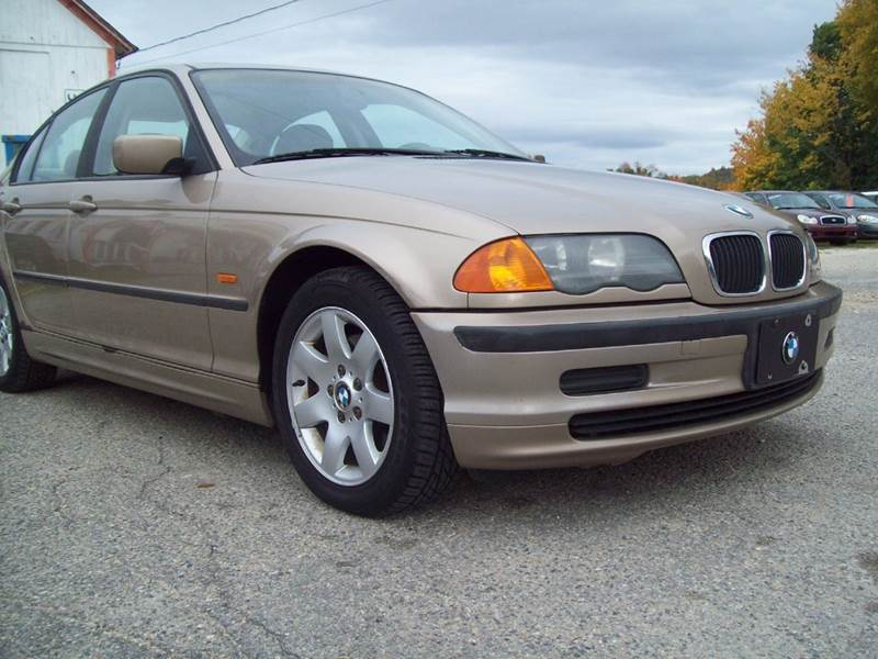 2001 BMW 3 Series 325i 4dr Sedan - Milford NH