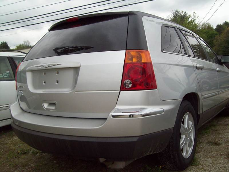2004 Chrysler Pacifica Base Fwd 4dr Wagon - Milford NH