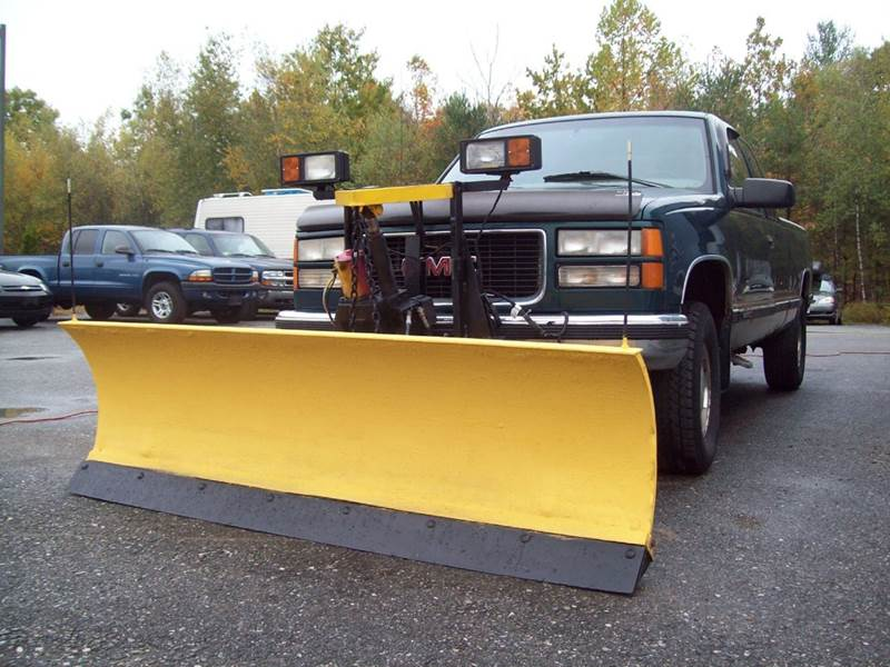 1997 GMC Sierra 1500 2dr K1500 SLE 4WD Extended Cab LB - Milford NH