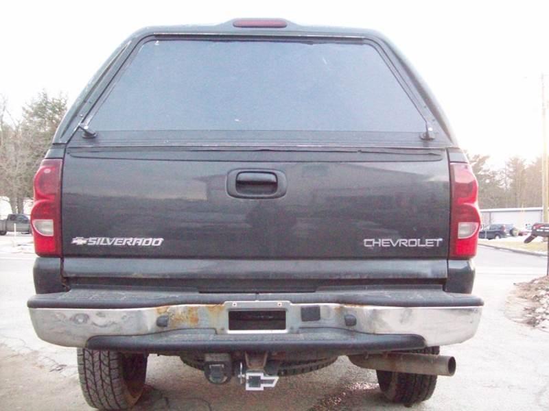 2003 Chevrolet Silverado 2500HD 4dr Crew Cab LS 4WD SB - Milford NH