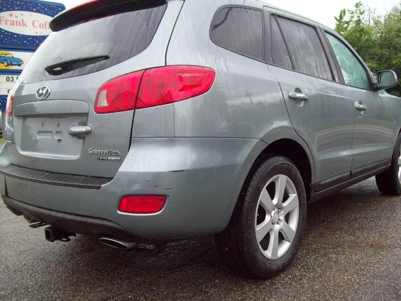 2008 Hyundai Santa Fe Limited AWD 4dr SUV - Milford NH
