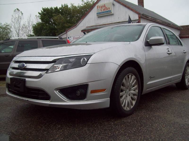 2011 Ford Fusion Hybrid Base 4dr Sedan - Milford NH