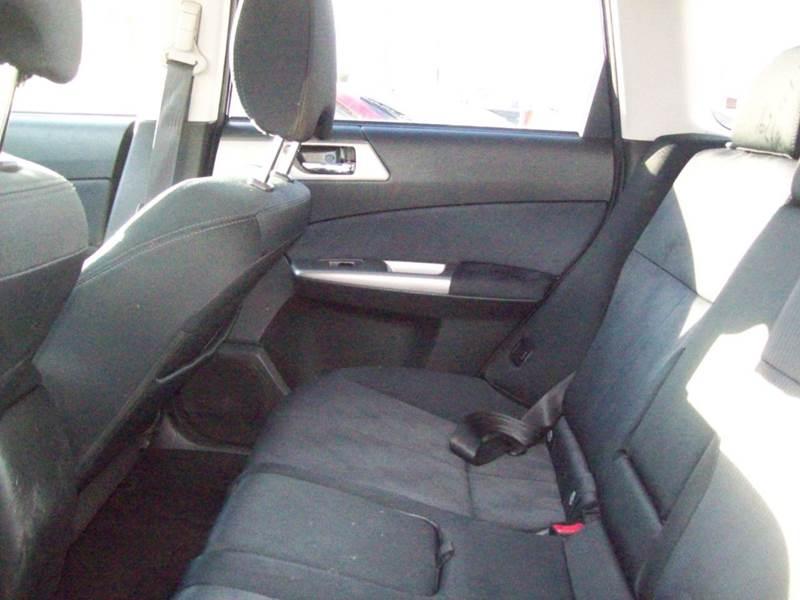 2010 Subaru Forester AWD 2.5X Premium 4dr Wagon 5M - Milford NH